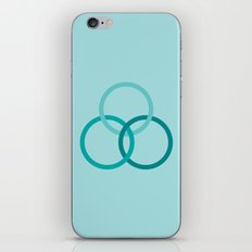 THE BOUND iPhone & iPod Skin