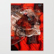Comfort the Disturbed Canvas Print