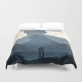 Uncharted 4 Duvet Cover