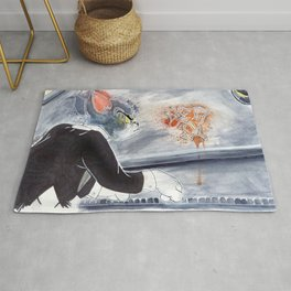 The Cat Concerto Rug