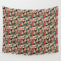 prism Wall Tapestries featuring Prism by Kerry Lacy