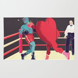 Punch Drunk Love Rug