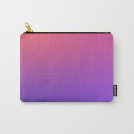 HALLOWEEN CANDY - Minimal Plain Soft Mood Color Blend Prints Carry-All Pouch