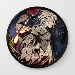 No game no life anime Wall Clock