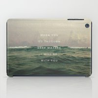 pocketfuel iPad Cases featuring DEEP WATERS by Pocket Fuel