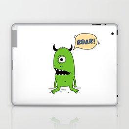 Roar! Monster! Laptop & iPad Skin