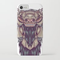 indonesia iPhone & iPod Cases featuring Barong Indonesia by Ahmad Mujib