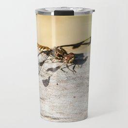 Hello Dragonfly Travel Mug