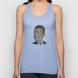 Barack Obama (US President) Unisex Tank Top