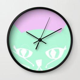 Cat! Wall Clock