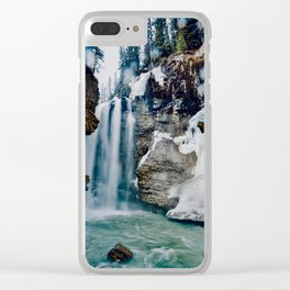 Johnston Canyon Pt.2 Clear iPhone Case