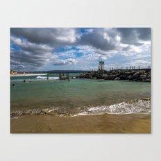 Aguadilla coast 2 Canvas Print