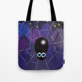 Happy Spider  Tote Bag