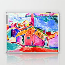 Henri Matisse Les toits de Collioure Laptop & iPad Skin