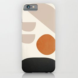 abstract minimal 62 iPhone Case
