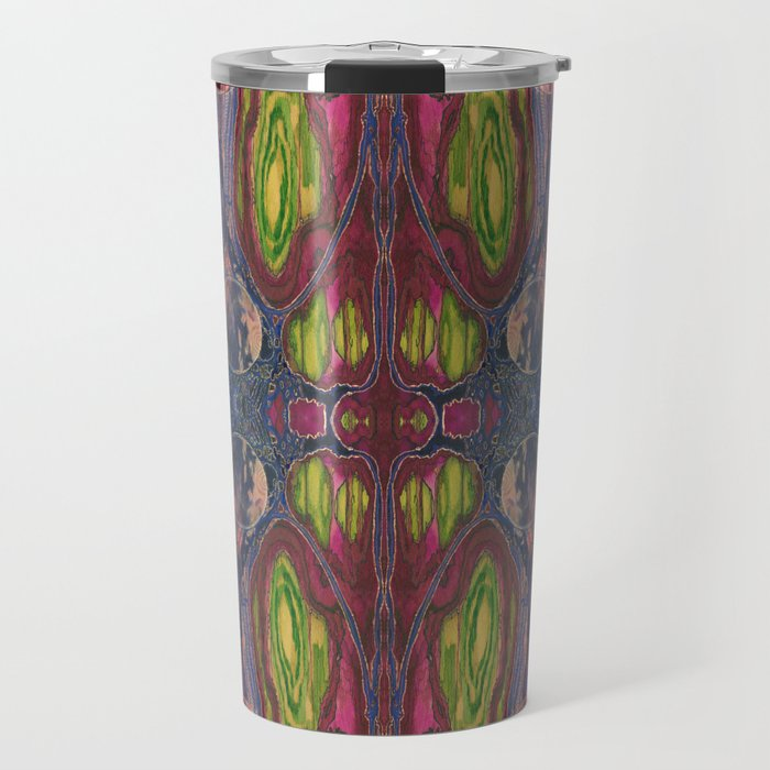 Effervescent Love Potion (Heartery) (Reflection) Travel Mug