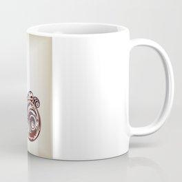 Abstract Motorcycle Coffee Mug