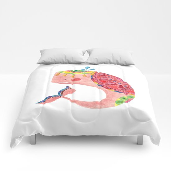 Wonderful Whale Comforters
