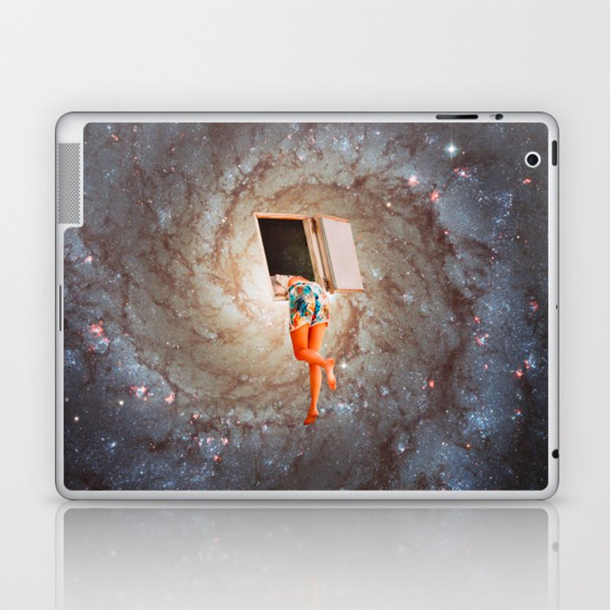 My Space Laptop & iPad Skin