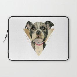 Puppy Eyes 4 Laptop Sleeve