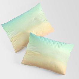 Pride Watercolor Wash Pillow Sham