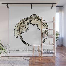 Combilaw Beverage Beastie with Origin Story Wall Mural