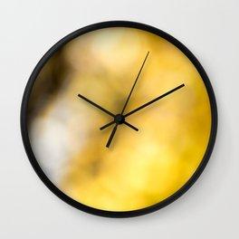 Light #8 Wall Clock