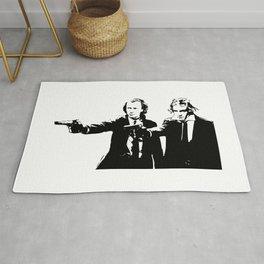 Brahms & Beethoven Rug