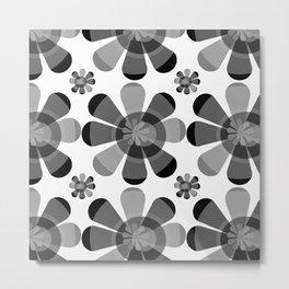 Flowertime Metal Print