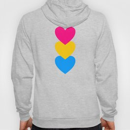 Pansexuality in Shapes Hoody