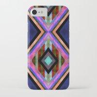tarot iPhone & iPod Cases featuring Tarot 1B by Schatzi Brown