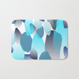 Blue shades Bath Mat