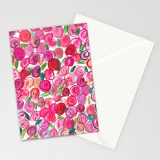 Rosie Pink Stationery Cards