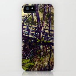 The Bridge Karawatha iPhone Case