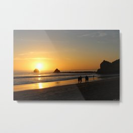 Perfect Sunset Metal Print