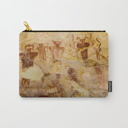 Ancient People Carry-All Pouch