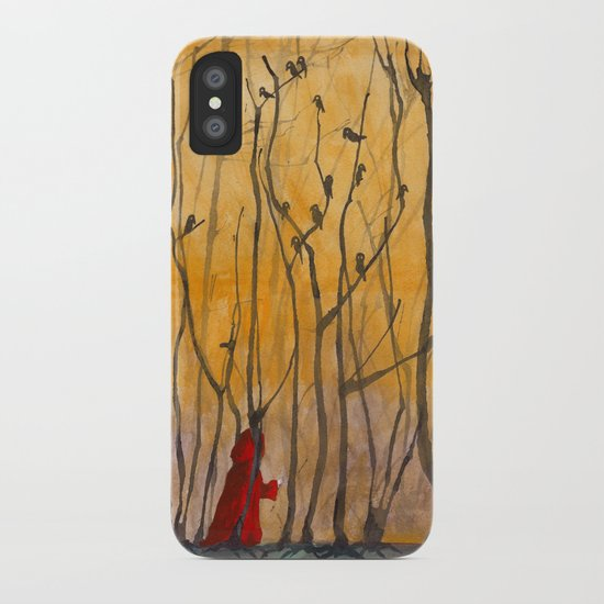 Little Red iPhone Case