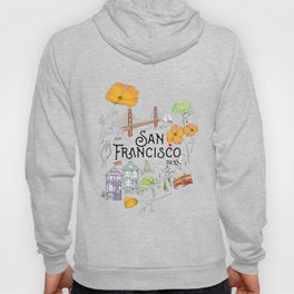 San Francisco Hoody