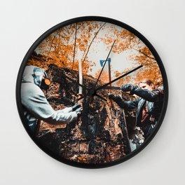 Post-apocalypse: Fight Wall Clock