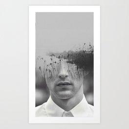 Comme Art Print