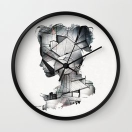 Introscpective Wall Clock