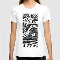 zentangle T-shirts featuring Zentangle by Wealie