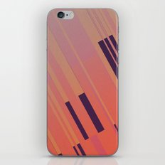Canopus Peach iPhone & iPod Skin
