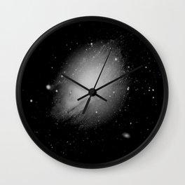 Minimal Space Wall Clock