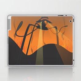 the war of the eyes Laptop & iPad Skin