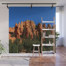 Dixie Forest Hoodoos Wall Mural