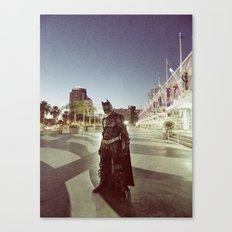 Who is Bruce Wayne Canvas Print