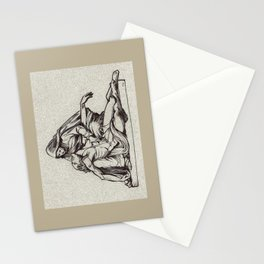 Pieta, St-Étienne, Beauvais, France. Stationery Cards