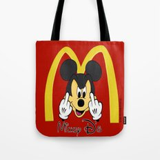 Micky D Tote Bag