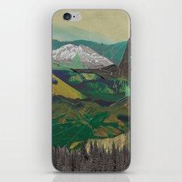 Buffalo Mountains iPhone Skin